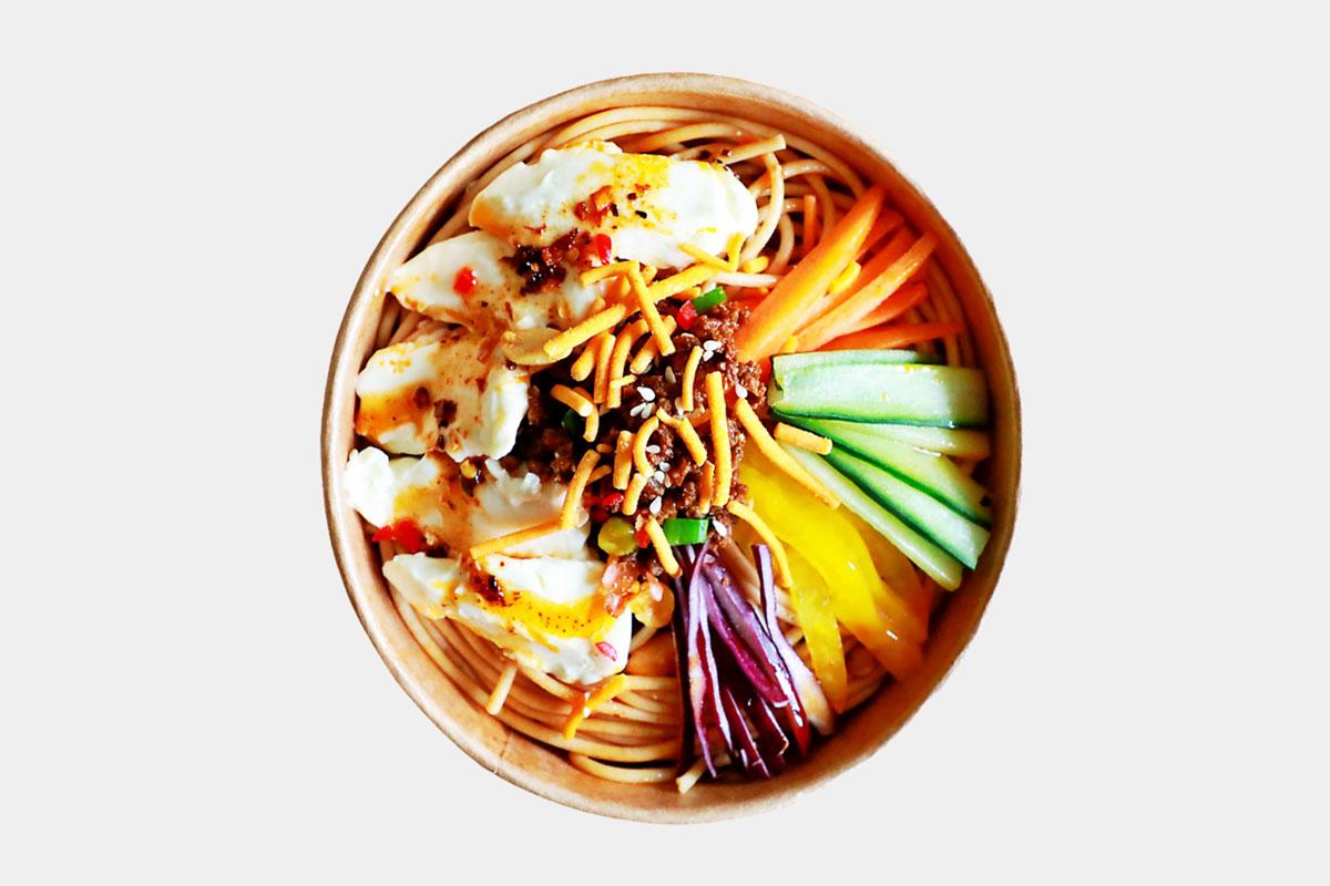 Silk Noodles