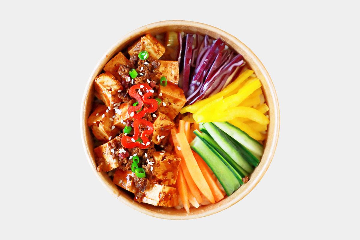 Madam Tofu Ricebox